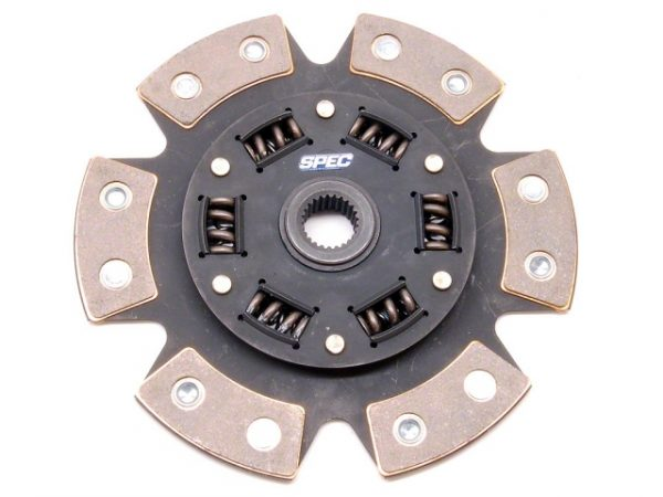 Spec clutch disk stage 3