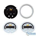 aem gauge pressure face plate