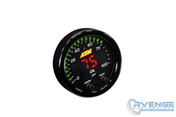 aem pressure gauge