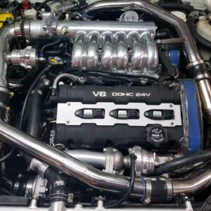 3000GT-Dodge-Stealth-Coil-On-Plug-Engine-Bay-Shot