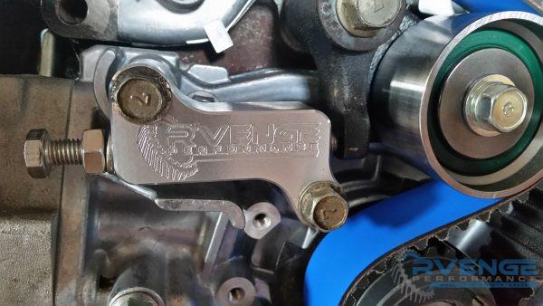 timing tensioner installed #2