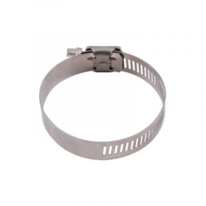 Mishimoto Mishimoto High-Torque Worm Gear Clamp,1.57 In. - 2.52 In. (40mm - 64mm), Pack of 10