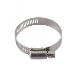 Mishimoto Mishimoto High-Torque Worm Gear Clamp, 3.07 In. - 3.98 In. (78mm - 101mm), Pack of 2