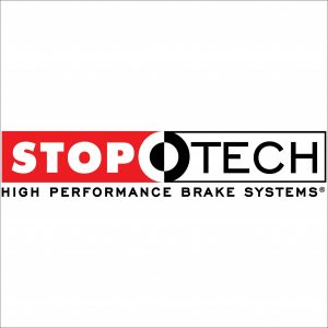 StopTech Premium Cryostop Rotor; Front