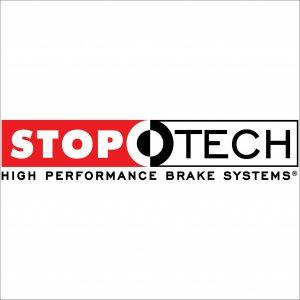 StopTech Premium Cryostop Rotor; Rear