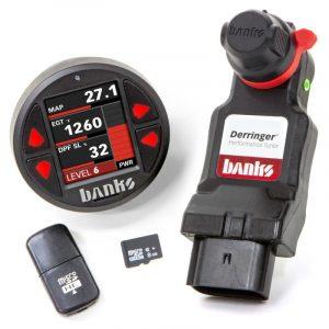 Banks Power 2020 GM 2500/3500 6.6L L5P Derringer Tuner (Gen 2) w/ 1.8in iDash DataMonster