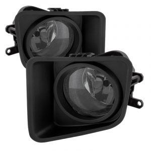 Spyder Toyota Tundra 2014+ OEM Fog Lights W/Switch- Smoked FL-CL-TTU14-SM