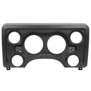 Autometer Jeep TJ Direct Fit 6 Gauge Dash Panel