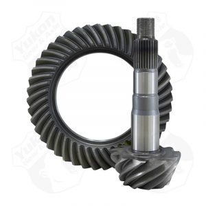 Yukon Gear HP Ring&Pinion Gear Set For Toyota Land Cruiser 8in Reverse Rotation 5.29 Ratio 29 Spline
