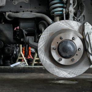 Brake Pad and Rotor Kits