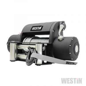Westin Off-Road 12.0 Integrated Winch w/ Steel Rope