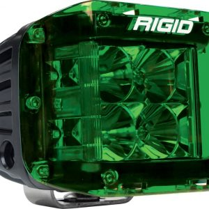 Rigid Industries D-SS - Green Cover