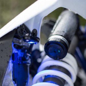 Rigid Industries 16-17 Yamaha YXZ Rock Light Mounts