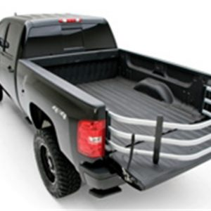 AMP Research 1988-2000 Chevy/GMC CK Standard Bed Bedxtender - Silver