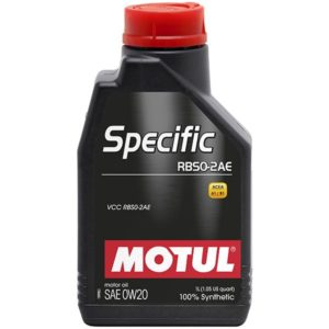 Motul SPECIFIC RBS0-2AE 0W20 - 1L - Synthetic Engine Oil