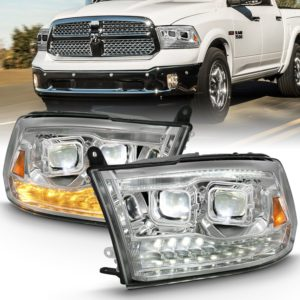 ANZO USA LED Projector Headlights