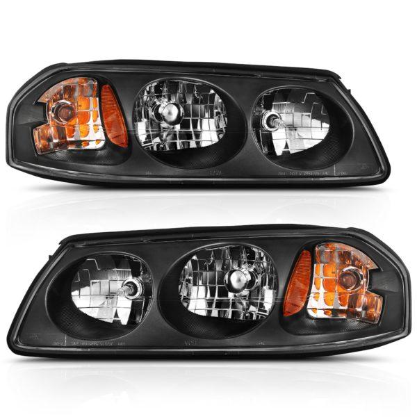 ANZO USA Crystal Headlights