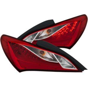 ANZO USA Tail Light Assembly