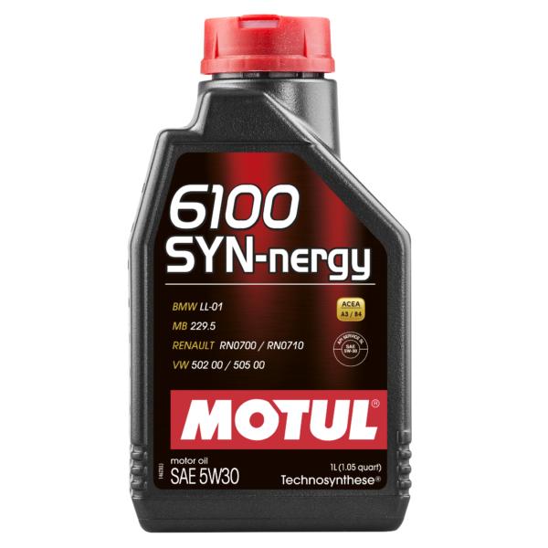 Motul 6100 SYN-NERGY 5W30 - 1L - Technosynthese Oil