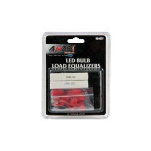 ANZO USA LED Light Bulb Resistor Kit