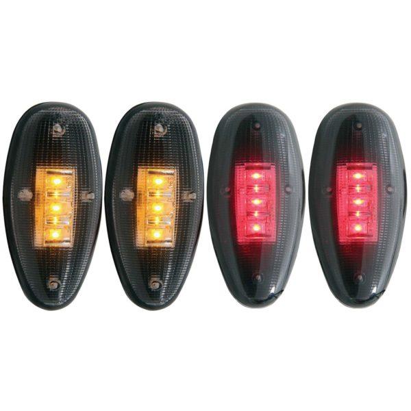 ANZO USA LED Dually Fender Lights