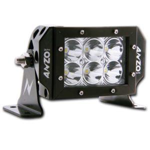 ANZO USA Rugged Vision Off Road LED Light Bar
