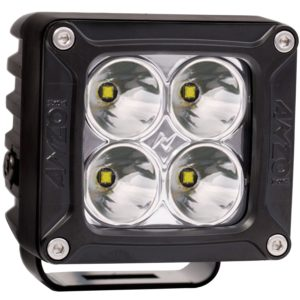 ANZO USA Rugged Vision Off Road LED Spot Light