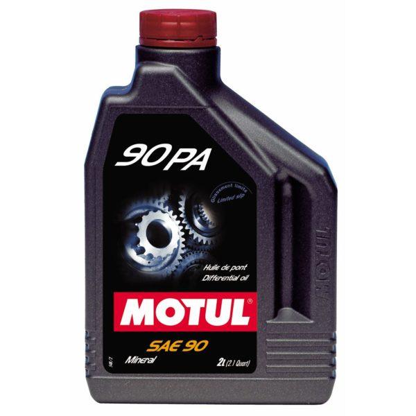Motul 90 PA - 2L - Mineral Transmission fluid