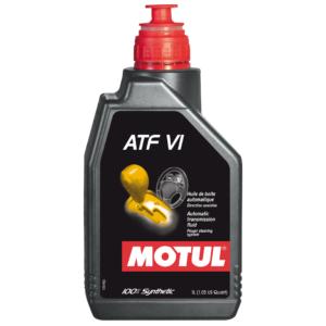 Motul ATF VI - 1L - Fully Synthetic Transmission fluid
