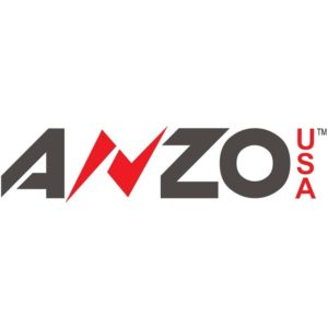 ANZO USA Commercial Truck Crystal Headlight Set