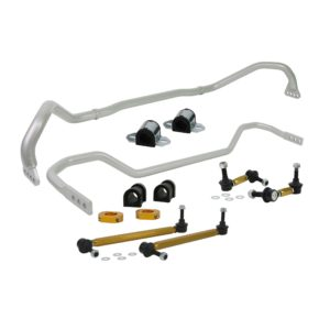 Whiteline BHK008 Front (30mm) and Rear (22mm) Swaybar Kit; fits Pontiac G8 08-09