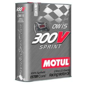 Motul 300V SPRINT 0W15 - 2L - Racing Engine Oil