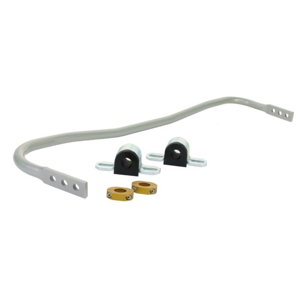 Whiteline BMR66Z Rear Sway bar (18mm); Fits Mazda 3 14-16