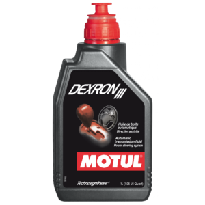 Motul DEXRON III - 1L - Technosynthese Transmission fluid