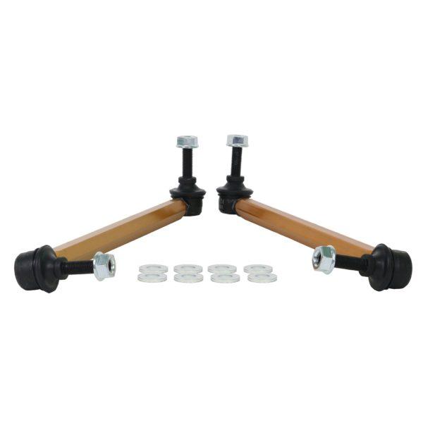 Whiteline KLC140-395 Front Sway Bar Link Kit; Fits BMW Z4 19-21