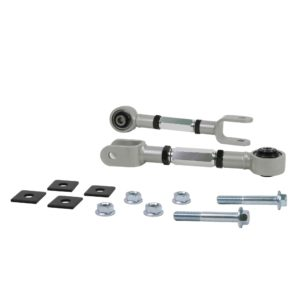 Whiteline KTA228 Rear Alignment Toe Arm; fits Ford Mustang 15-18