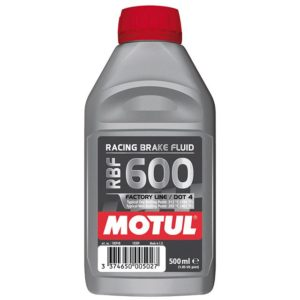 Motul RBF 600 FL - 0.500L CAN - Fully Synthetic Racing Brake Fluid