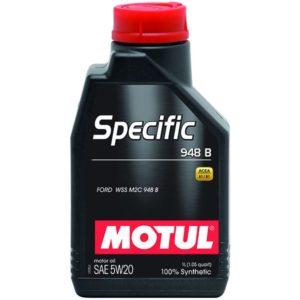 Motul SPECIFIC 948B 5W20 - 1L - Synthetic Engine Oil