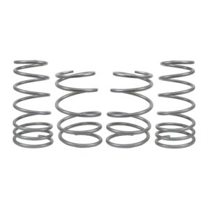 Whiteline - WSK-SUB002 - Coil Springs - lowered